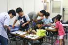 第1回寝屋川ロボットづくり教室 3
