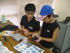 第1回寝屋川ロボットづくり教室 9