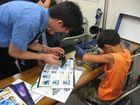 第1回寝屋川ロボットづくり教室 10