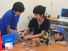 第1回寝屋川ロボットづくり教室 11