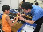 第1回寝屋川ロボットづくり教室 14