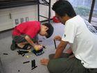 第1回寝屋川ロボットづくり教室 16