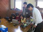 第2回寝屋川ロボットづくり教室 8